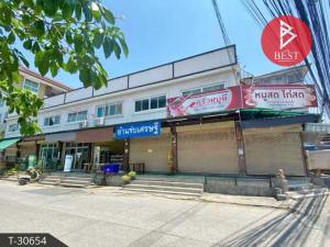 For SaleShophouseChiang Mai : Commercial building for sale, 1 ngan, 18.0 square meters, Chang Phueak, Chiang Mai.
