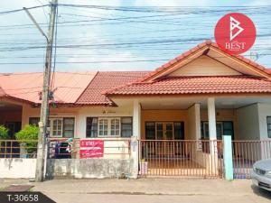 For SaleTownhousePrachin Buri : Single storey townhouse for sale, homemade Pruksa 304, Sri Maha Phot, Prachinburi.