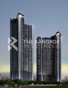 ขายคอนโดลาดพร้าว เซ็นทรัลลาดพร้าว : Best View!! ชั้น40+ ห้องใหม่ แต่งครบ ขายคอนโด ทำเลดี ใกล้ MRT ลาดพร้าว Life Ladprao @5.7MB. all in