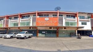 For SaleShophouseRama5, Ratchapruek, Bangkruai : Selling nearby the appraisal price !! Commercial Building Kwan Charoen Land 3, 4th floor, booths, 82 sq.wa., Bang Kruai-Sai Noi Rd.