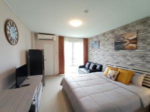 For RentCondoRama9, RCA, Petchaburi : ✅ For rent, I-House Laguna Garden RCA, size 26 sq m, with furniture and appliances ✅