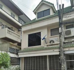 For RentTownhouseYothinpattana,CDC : NA-H4060 3-storey townhome for rent, Soi Ladprao 69, not deep into the alley, near Central East Ville.