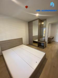 ขายคอนโดเกษตรศาสตร์ รัชโยธิน : ขายห้องใหม่  Elio del moss พหลฯ 34 Type 1 ฺbedroom (วิวโรงแรมลิโวเทล) #ผู้ซื้อได้อยู่คนแรก