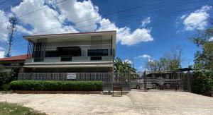 For SaleHouseRattanathibet, Sanambinna : SH4034 House for sale. Modern style, close to Rangsit University