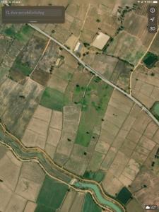 ขายที่ดินสุพรรณบุรี : ขายที่ดิน 36 ไร่ เดิมบางนางบวช สุพรรณบุรี