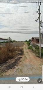 For SaleLandNakhon Pathom, Phutthamonthon, Salaya : Urgent sale of vacant land, Bang Len, Nakhon Pathom.