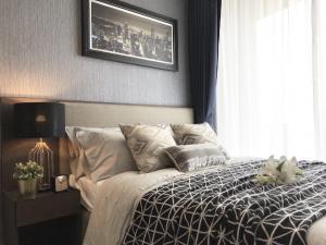 เช่าคอนโดสะพานควาย จตุจักร : The Line Jatujak 🍁Newly Fully Furnished Room 🍁ชั้น 27 แต่งห้องสวย หรูหรามาก
