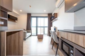 For RentCondoSukhumvit, Asoke, Thonglor : For Rent 租赁 式 公寓 Taka Haus (1bed) 40sq.m. 22,500 (nagotiable) THB Tel. 065-9899065