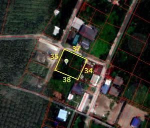 For SaleLandRathburana, Suksawat : ขายที่ดินแปลงสวย ในซอยสุขสวัสดิ์ 30 แยก 10 ซอยทองคำ เนื้อที่ 310 ตารางวา