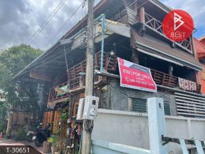 For SaleBusinesses for saleChiang Mai : Hotel for sale, guesthouse, 73.9 square wa Phra Sing, Chiang Mai, beautiful view overlooking Doi Suthep