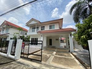 For RentHouseLadkrabang, Suwannaphum Airport : บ้านเดี่ยว หมู่บ้านเพอร์เฟคเพลสสุขุมวิท77 ถนนลาดกระบังให้เช่า