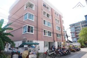 ขายขายเซ้งกิจการ (โรงแรม หอพัก อพาร์ตเมนต์)ลาดพร้าว101 แฮปปี้แลนด์ : ขายอพาร์ตเมนต์ 5 ชั้น ลาดพร้าว 101 แยก 38