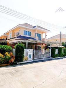 For SaleHouseBangbuathong, Sainoi : ขายบ้านเดี่ยวหลังมุม 3.65ล้าน ม.รุ่งกานต์4  51 ตรว วัดลาดปลาดุก 4 ห้องนอน 3 ห้องน้ำ 190 ตรม.บ้านสวยพร้อมอยู่