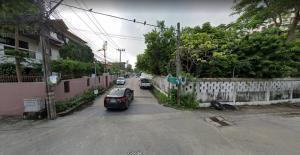 For SaleLandPattanakan, Srinakarin : Land for sale in Rama 9, beautiful plot, good location