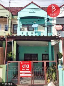 For SaleTownhouseNawamin, Ramindra : Townhouse for sale Waleewan Village, Phaholyothin 54, Bangkok