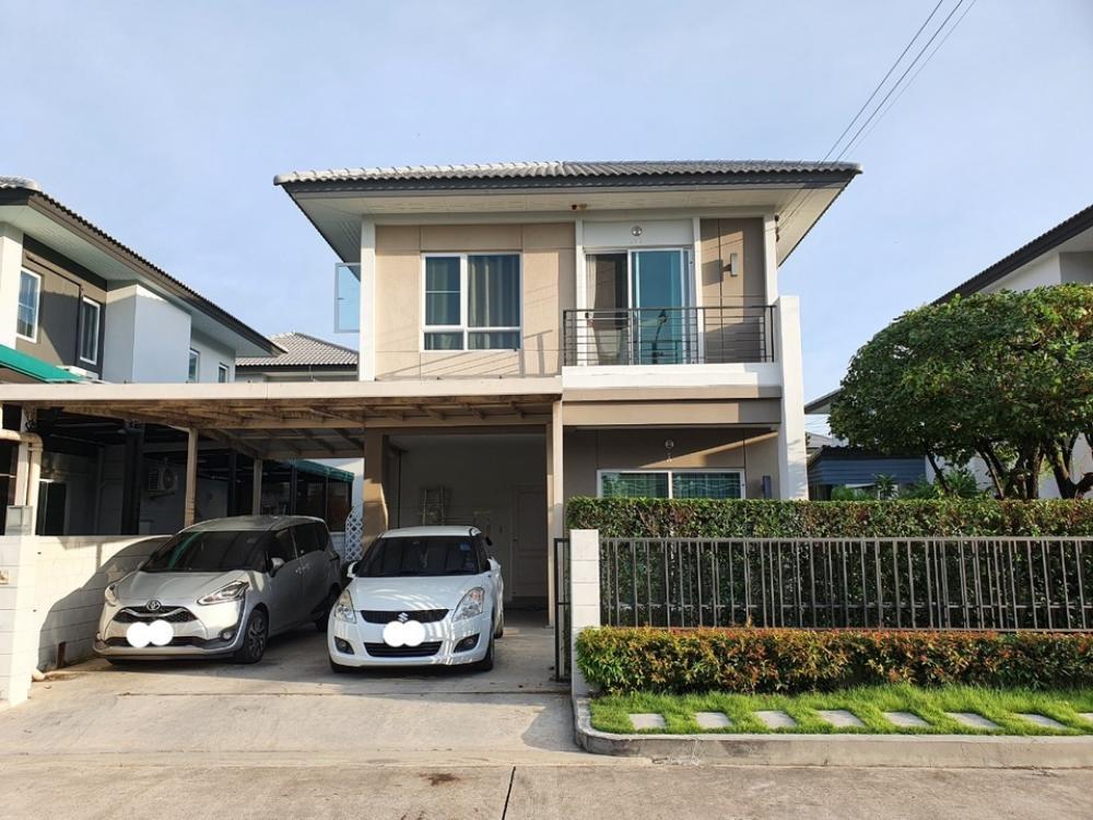 For SaleHouseRathburana, Suksawat : ขายบ้านเดี่ยว 2 ชั้น 🔥 Centro สุขสวัสดิ์-พระราม 3 🔥