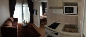 For RentCondoSamrong, Samut Prakan : Condo for rent, Notting Hill, Sukhumvit - Praksa * Nice room, ready, near BTS Praksa