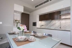 ขายคอนโดสุขุมวิท อโศก ทองหล่อ : The Monument thonglo ,Price 35,000,000 MB, 2 bed 3 bath , Size 125.20 sqm , Nice room and Fully Furnished