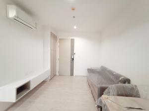 For RentCondoRattanathibet, Sanambinna : For rent, 2 bedrooms, 2 bathrooms, Dcon Prime Rattanathibet Dcon Prime Rattanathibet, next to Sai Ma BTS station. Comfortable travel