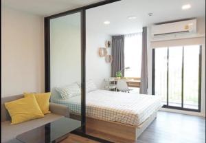 For RentCondoRatchadapisek, Huaikwang, Suttisan : Condo for rent Atmoz Ratchada-Huaykwang