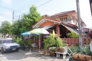 ขายบ้านนครปฐม พุทธมณฑล ศาลายา : ขาย บ้านเดี่ยว หลังมุม ม.เอกสยาม 51 ตรว