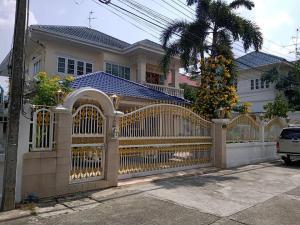 For SaleHouseKasetsart, Ratchayothin : Sell at a loss !! Big single house + furniture Grand Home Village Phaholyothin 48 Intersection 13