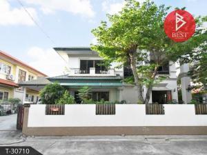 For SaleHouseRathburana, Suksawat : House for sale Place and Park Pracha Uthit 90, Samut Prakan