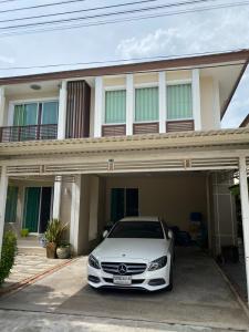 For SaleHouseLadkrabang, Suwannaphum Airport : express!!! Cheap house for sale in Kokk The Centro On Nut-Wongwaen