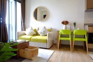 For RentCondoSukhumvit, Asoke, Thonglor : For Rent Taka Haus Ekamai 12 (34.75 sqm.)