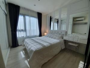 For RentCondoRama9, RCA, Petchaburi : For rent, Life Asoke, very nice room !! Ready to move in, Fully Furnished, next to MRT Phetchaburi.