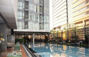 """For RentCondoRatchathewi,Phayathai : Beautiful room, good looking, cheapest in the building, only 18,000 baht, """"Ideo Q Phayathai"""", next to BTS Phayathai, 0 meters away."""