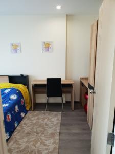 For RentCondoPattanakan, Srinakarin : Pro-Covid !!! Urgent for rent !!! 1 Bedroom Condo Rich Park Triple Station