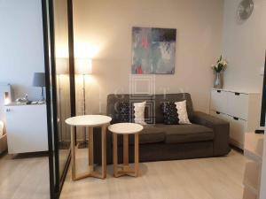 For RentCondoRama9, RCA, Petchaburi : For Rent Life Asoke (30 sqm.)