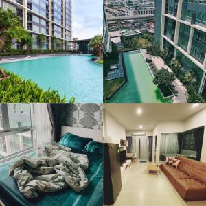 For RentCondoBang kae, Phetkasem : Condo for rent ready to move in Bang Khae area