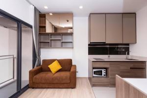 For RentCondoSapankwai,Jatujak : For rent The Line Phahon-pradipat, very nice room, very high floor 🔥🔥🔥