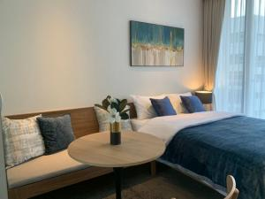 For RentCondoSukhumvit, Asoke, Thonglor : For Rent Park Origin PhromPhong New room beautiful decoration