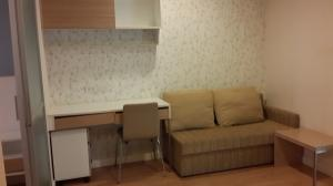 For RentCondoPinklao, Charansanitwong : Urgent for rent, LPN Park Pinklao, room 26 sq m, 9th floor, building B, price 8,500 baht
