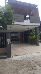For SaleHouseSukhumvit, Asoke, Thonglor : POJ 275 For Sale !!! Single house Sukhumvit 71, Soi Pridi Banomyong 14 with private pool villa near BTS Phra Khanong.