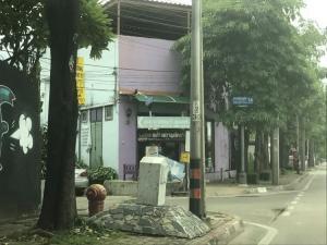 For SaleTownhouseKaset Nawamin,Ladplakao : Two-story townhouse for sale. Soi Prasert Manukit 14