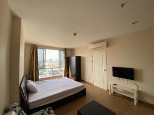 For SaleCondoBang Sue, Wong Sawang : Condo THE TREE BANG PO STATION, 15th floor, north, Rama 7 Bridge view, free transfer fee