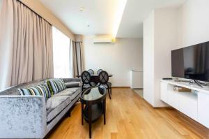 เช่าคอนโดสุขุมวิท อโศก ทองหล่อ : Good shape save cost 🔥🔥H Sukhumvit 43🔥🔥 For Rent 2 Bedroom 60 Sq.m.