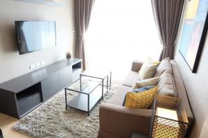 For RentCondoSukhumvit, Asoke, Thonglor : For rent, Via 49, 1 bedroom, 1 bathroom, 46 sq m, large room, very beautiful decoration, ready to move in.