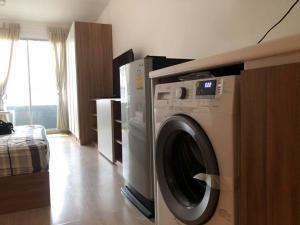 For RentCondoOnnut, Udomsuk : For rent, Condo Elio Sukhumvit 64, near BTS Studio, 6th floor.