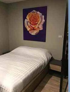 For RentCondoSathorn, Narathiwat : Condo for rent, Blossom Condo @ Sathorn-Charoenrat, beautiful room, ready to move in !! Blossom Condo @ Sathorn-Charoenrat