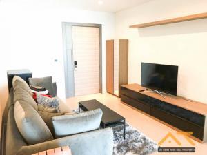 ขายคอนโดสาทร นราธิวาส : ขาย The Room Charoenkrung 30 - 1ห้องนอน ขนาด 56 ตร.ม. ห้องสวย  BTS สะพานตากสิน