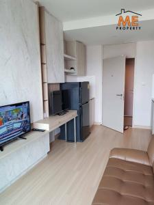 For SaleCondoRatchathewi,Phayathai : New condo for sale, cheaper than cost, free furniture + equipment, LPN Suite, Din Daeng - Ratchaprarot, close to the main road, near the expressway and BTS monuments (CY11-28)