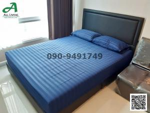 For RentCondoOnnut, Udomsuk : Condo for rent, promotional price !! The Sky Sukhumvit near BTS Udomsuk station * There are many rooms to choose from *