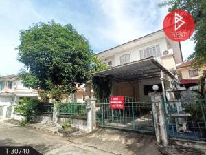 For SaleHouseRathburana, Suksawat : House for sale Wararom Village, Pracha Uthit 98, Bangkok