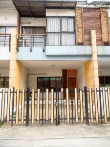 For RentTownhouseLadkrabang, Suwannaphum Airport : Rent townhome The Enter King Kaew empty house 20 sq.w. Soi King Kaew 25 Prawet Nikom Anthani Jemo