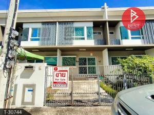 For SaleTownhouseRama 2, Bang Khun Thian : Townhouse for sale Villaggio Rama 2 Villaggio Rama 2 Bangkok